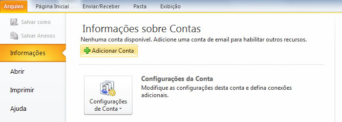 configurar-email-microsoft-outlook-2010-passo-1