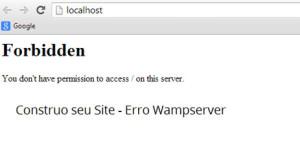 erro-wampserver-forbidden-error-msg