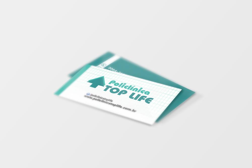cartão de visita clinica médica nova iguaçu