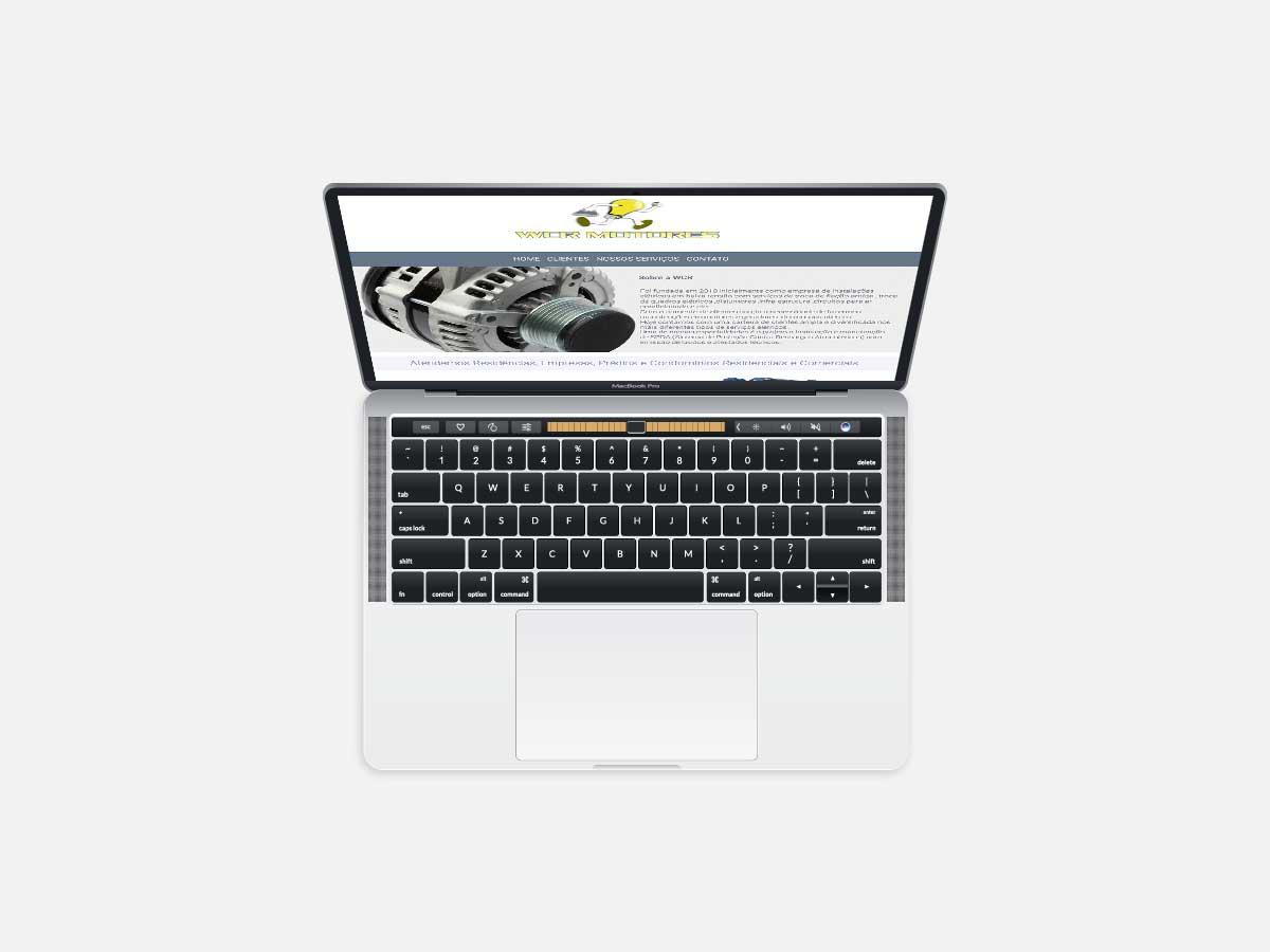 criação de sites rj manutenção de Motores Elétricos